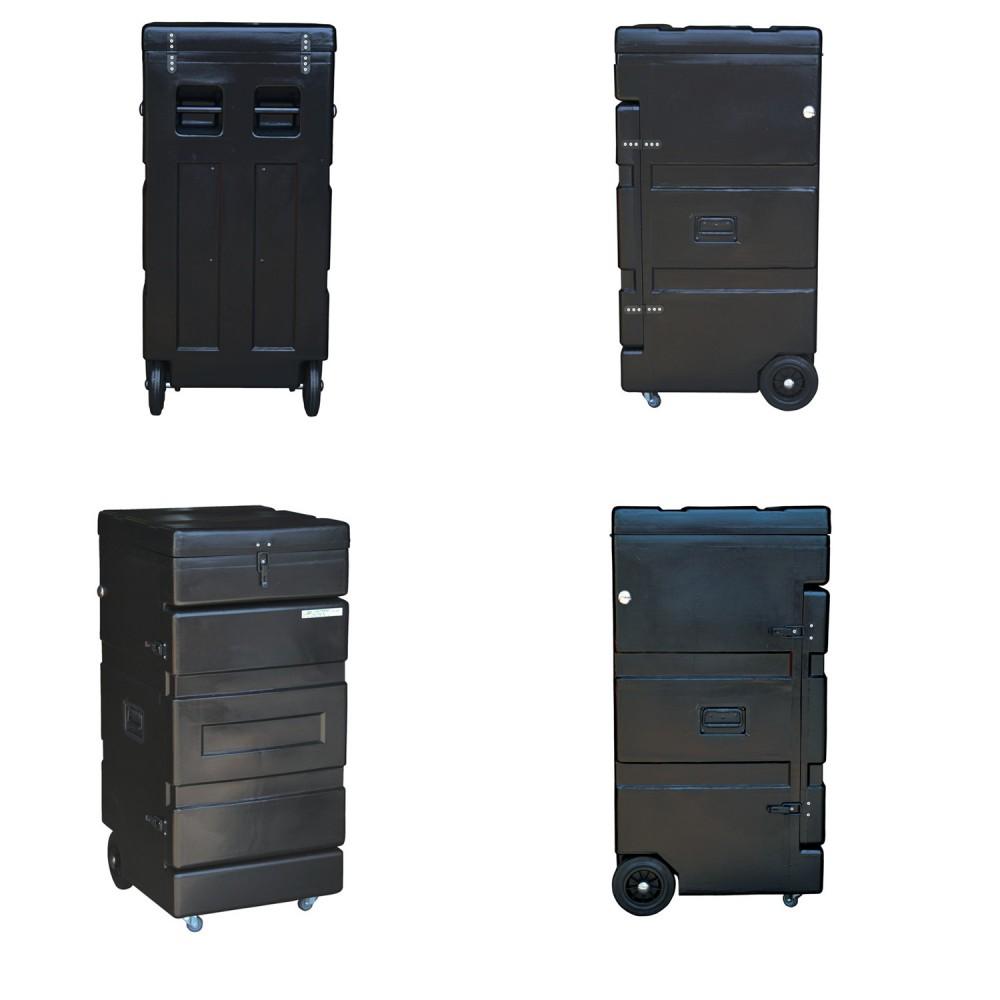 lagee malle de transport verticale roulante grand mod le. Black Bedroom Furniture Sets. Home Design Ideas
